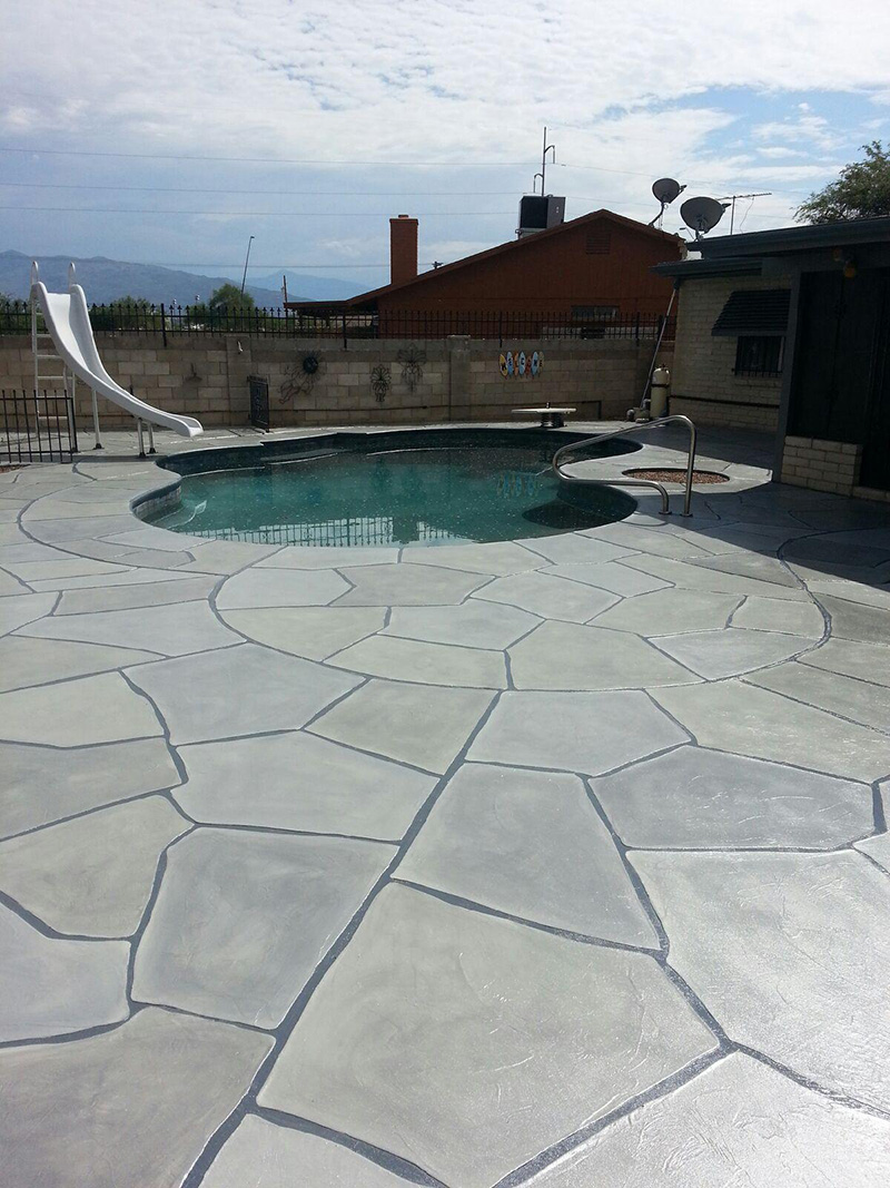 Outdoor Patio Floors